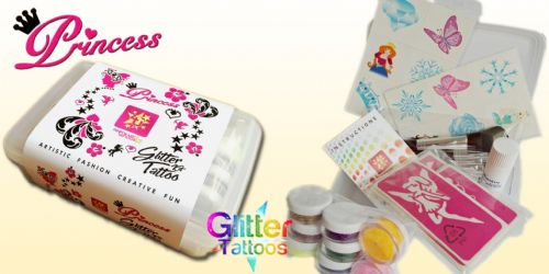 Princess Glitter Kit